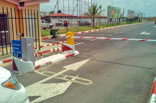 Alphatronics Parkeersysteem Parking Luchthaven
