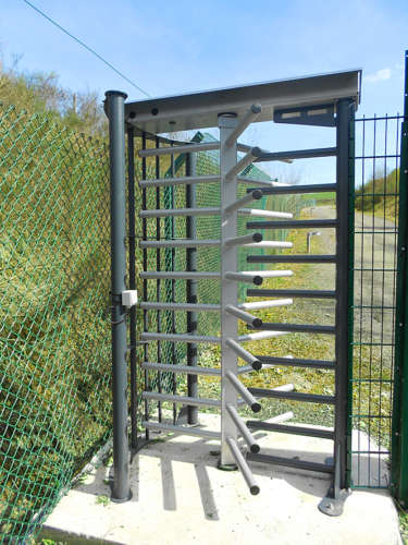Alphatronics Draaikruis Perimeter-beveiliging