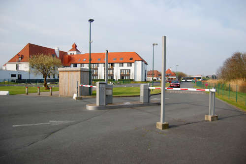 Alphatronics Privaat Parkeersysteem Vakantiecentrum
