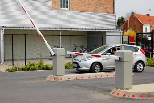 Alphatronics Slagbomen Private Parking Ziekenhuis