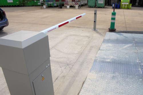Alphatronics Installatie Recyclagepark