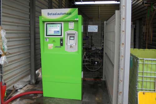 Alphatronics Betaalzuil Recyclagepark