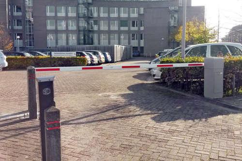 Alphatronics Slagboom Parking