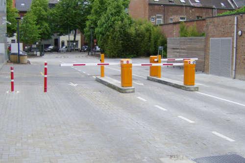 Alphatronics Toegangscontrole Voor Voertuigen Aan Parking