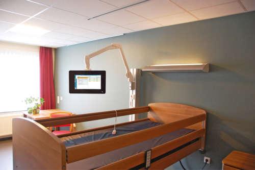 Alphatronics - bedterminal woonzorgcentrum