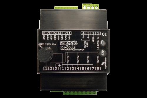 Input Output Module – 4  Inputs