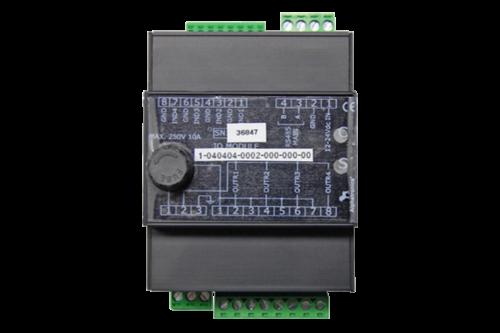 Alphatronics Input Output Module - 6 Ingangen