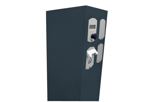 Alphatronics CubeLine Bedieningszuil Voor Toegangscontrole