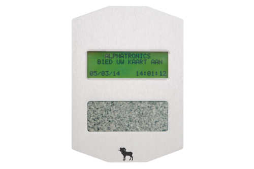 Alphatronics RFID Badgelezer