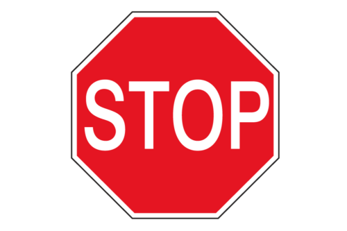 Alphatronics Verkeersbord Stop