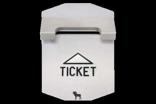 Alphatronics Ticket Printer Voor Parkings