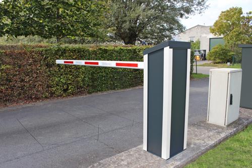 Alphatronics Nieuwe Automatische Slagboom Smart-One