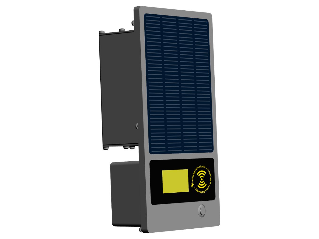 BinBeat - SOLAR CONTROLLER Voor Offgrid Toegangscontrole