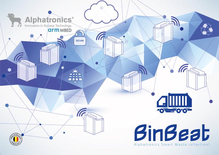 Folder Binbeat Alphatronics
