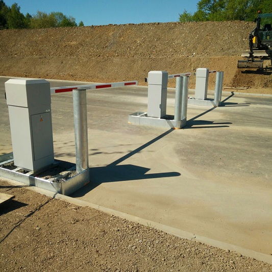 Alphatronics Parking Parc Aventure Durbuy