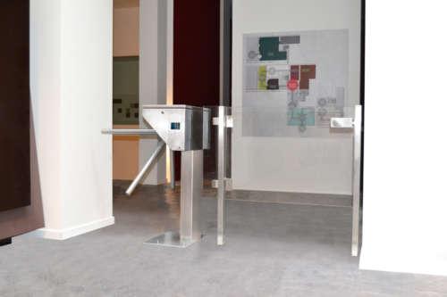 Pedestrian Gate – Glass Door