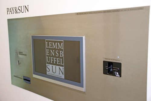 Access Control Using EID Card
