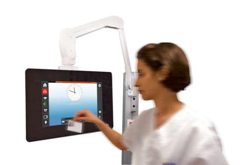 Alphatronics - Afmelden Verpleegoproep Aan Bedterminal