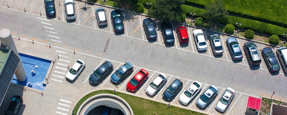 Alphatronics parkeerbeheer