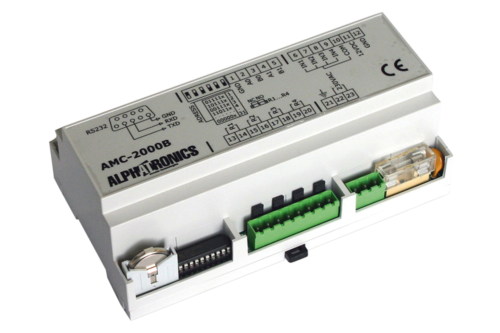 AMC-2000B – Programmable Access Controller