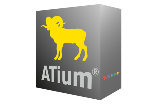 Atium software voor toegangscontrole