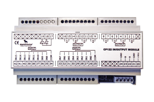 Alphatronics Input Output Module CP122