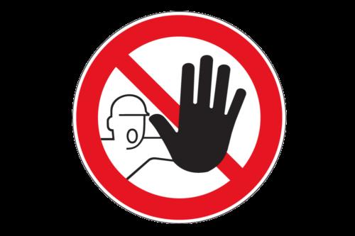 Alphatronics Verkeersbord No Entry