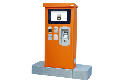 Payment And Operating Kiosks