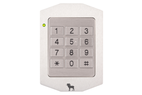 Stand Alone Numerical Key Pad